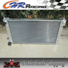 Aluminum radiator for VW GOLF MK1/2 MK1 MK2 1.6 1.8 8V Manual