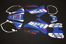 YAMAHA YZF250-YZF450 2006-2007 MX GRAPHICS KIT DECALS KIT STICKERS