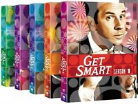 Get Smart Season DVD 1 2 3 4 or 5 Choice of Individual Mel Brooks Buck Henry New