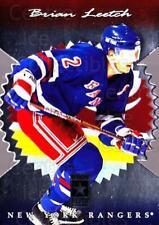 1996-97 Donruss Elite Die Cut Stars #125 Brian Leetch