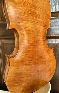 Amazing, old, antique 4/4 labelled ITALIAN school violin - READY TO PLAY!