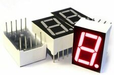 7 Segment Led Display 4pcs Common Anode Digital Display 05 In X 075 In 10 Pin