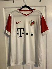 More details for fc utrecht 20/21 home jersey shirt nike xl eredivise dutch 50 year anniversary