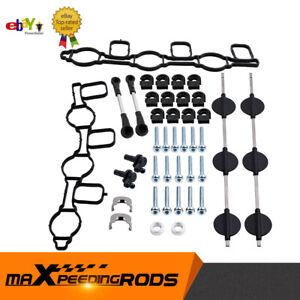 Inlet Intake Manifold Repair Kit-Swirl Flaps for Audi VW Touareg 2.7TDI 3.0 TDI