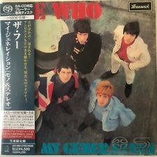 My Generation [Japan Box Set] by The Who(SA-CD SHM), Mar-2011, Universal Music