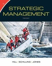 Strategic Management: Theory : An Integrated Approach (US STUDENT 12th Edition)