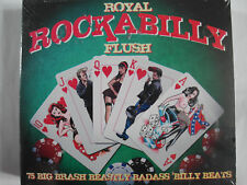 Rockabilly Royal Flush - Badass Beats - Sonny Fisher, Elvis Presley, Al Coker