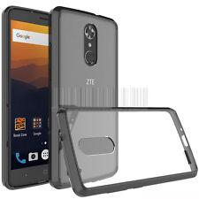 Slim Hybrid Clear TPU Case Shockproof Bumper Phone Cover For ZTE Max XL N9560
