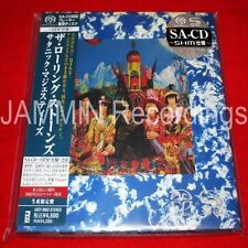 THE ROLLING STONES - Their Satanic Majesties Request - JAPAN MINI LP SACD SHM
