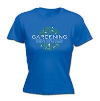 Gardening Hide The Bodies WOMENS T-SHIRT mothers day gardener ironic funny gift
