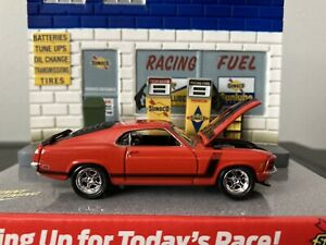 1970 Ford Mustang Boss 302 1:64 Scale Diecast By Johnny Lightning