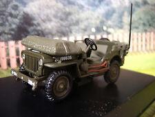 1/43 Victoria Jeep willys  Liberation de Paris 1944