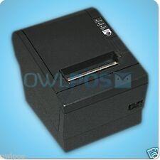 Epson Tm-T88Iii Pos Thermal Receipt Printer M129C Ethernet Network Dark Gray
