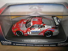 EBBRO 1/43 NISSAN XANAVI NISMO Z JGTC 2004 #1 LTD ED AWESOME CAR #571