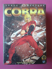 SPACE ADVENTURE COBRA - Coffret 4 DVD - VOL 1 -  neuf sous celo