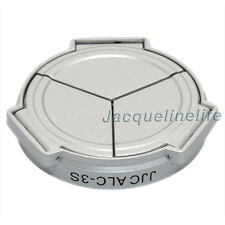 JJC SELF-RETAINING AUTO OPEN CLOSE LENS CAP FOR PANASONIC DMC-LX3 LEICA D-LUX4