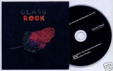 GLASS ROCK Tall Firs Meet Soft Location - UK promo CD