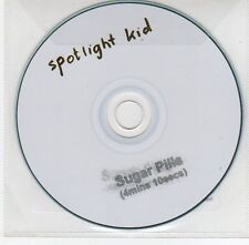 (EF976) Spotlight Kid, Sugar Pills - 2013 DJ CD