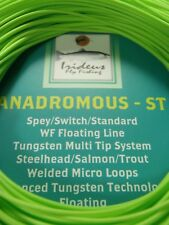 Irideus 6 wt 100ft Pro Distance Floating Fly Fishing Line Steelhead Salmon Trout