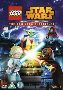 Lego Star Wars Yoda Chronicles Vol 1 DVD *NEW & SEALED*