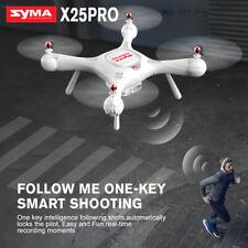 2018 GPS Follow Me Drone RC Quadcopter Syma X25PRO WiFi FPV 720p Camera Selfie