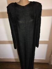 OMO Roaring 20's Norma Kamali Fringe Dress Rare Flapper Vintage Gown LAST CHANCE
