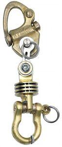 carabiner keychain Clip Detatchable Panasonic E Wear D Ring