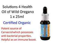 OREGANO Oil of Wild - 25ml ( One A Day SOLUTIONS 4 HEALTH General Tonic )