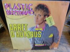 Plastic bertrand : mon nez mon nez -  arrêt d'autobus - RKM 761638