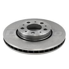 Disc Brake Rotor Front Parts Master 126191