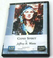 Jeffrey Watts: Gypsy Spirit - Art Instruction Modern Masters On DVD