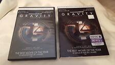 Gravity  ( DVD, 2013  Special Edition - 2-Disc Set ) ~ Sandra Bullock