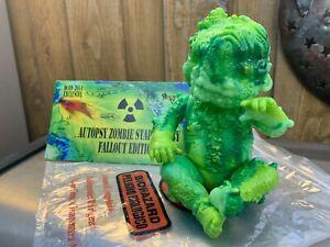 Miscreation Toys Autopsy Zombie Staple Baby Fallout Edition Sofubi Toy DCon 2014