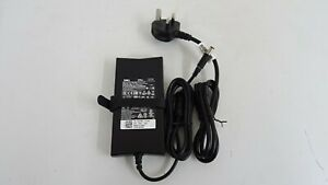 Genuine Dell 130W Charger - 19.5V 6.7A - AC Adapter + power cable