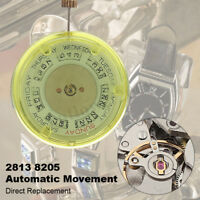 Jewels 2813 8205 Automatic Movement Day Date High Accuracy For WristWatch CA