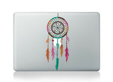 "Feather Pattern Vinyl Sticker Decal Skin Cover For Apple Macbook Pro 13"" Laptop"
