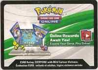 Pokemon TCG ONLINE Trainer Kit XY - LATIAS & LATIOS Code - free shipping