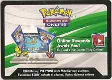 Pokemon TCG ONLINE Code SM - SUN MOON 1 PreRelease Box - free shipping
