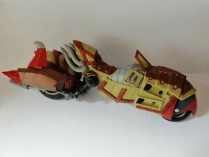 "Storm Hawks DARK ACE Bike Spin Master 2007 8"""