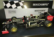 1:18 Minichamps #110 120009 Kimi Raikkonen Lotus Renault E20 #9 2012