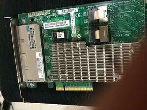 HP P812 1GB FBWC SAS RAID Controller Card 487204-B21 488948-001 587224-001
