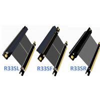 PCI-E Male to Female Extender Cable Riser Card Computer PCI E Extension Cable