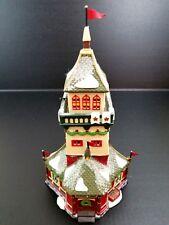 Dept 56 Heritage Village North Pole Series Santa's Lookout Tower 1992 #5629-4