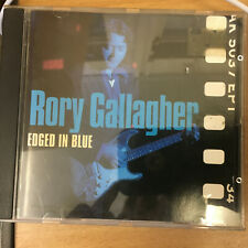 Rory Gallagher - Edged In Blue (CD 1992)