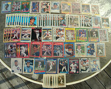 (79) Assorted Ryne Sandberg  Trading Cards 1986-98 (43 different cards)