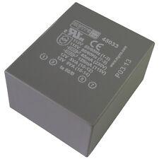 Myrra 45033 transformador 2x115v plana transformador 10va 2x12v 2x417ma plana transformador 855120