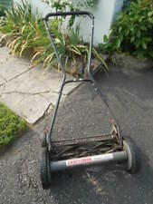 Sears Craftsman Quiet  push lawn mower with 18-inch reel