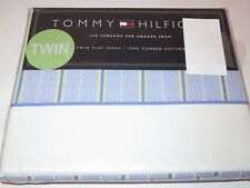 Tommy Hilfiger BELINDA Stripe Twin Flat sheet New