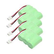 4x Home Cordless Phone Battery for Vtech BT-17333 BT-27333 CS2111 AT&T EL42408