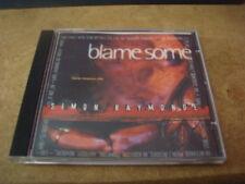 SIMON RAYMONDE CD BLAME SOMEONE ELSE COCTEAU TWINS ROBIN GUTHRIE BELLA UNION 4AD
